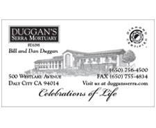 Duggan's Sierra Mortuary