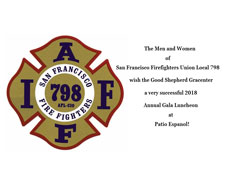 San Francisco Firefighters Union  Local 798