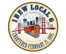 International Brotherhood of Electrical Workers IBEW Local 6