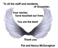 Pat and Nancy McGaraghan